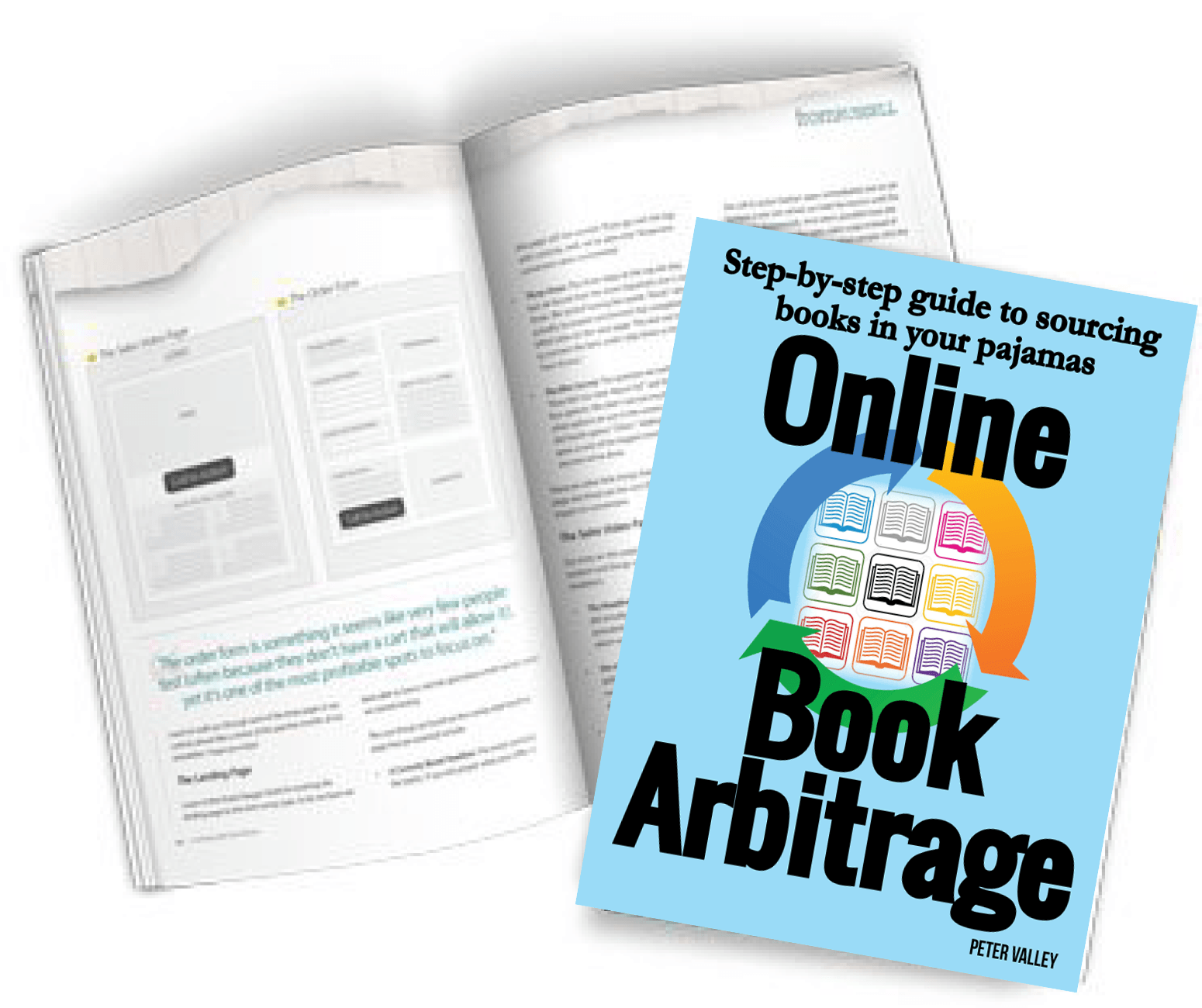 Online Book Arbitrage - Free book